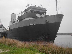 S-166 194′ Supply Vessel