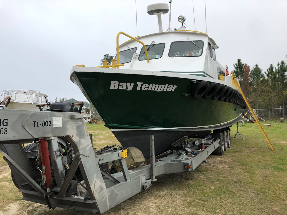 CR-178 41' Crew Boat