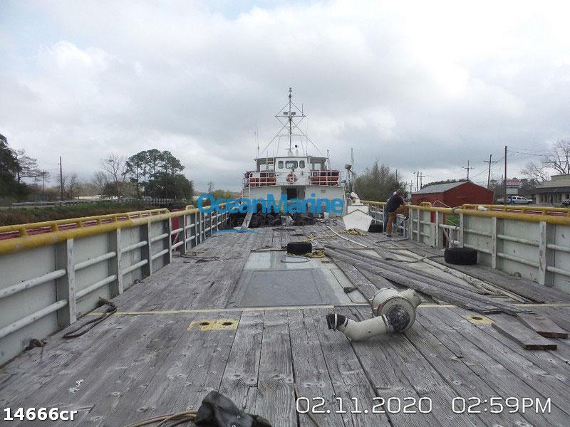 CR-179: 160' Crew Boat
