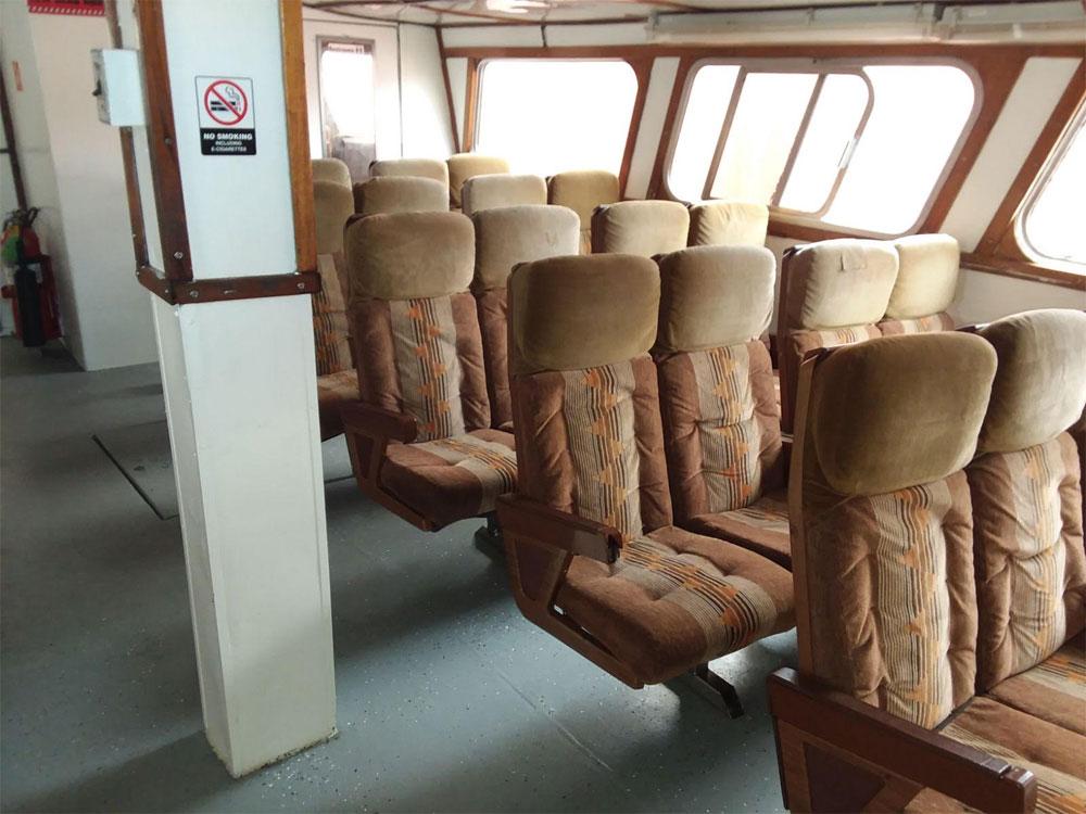 P-177 Passenger Ferry Just Reduce!!!