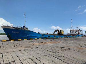 C-146: 164′ Steel Cargo Vessel