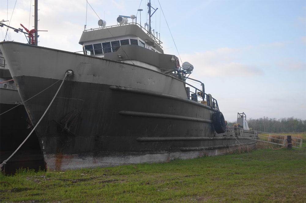 S-165: 180' Supply Vessel