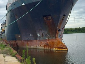 S-182: 260′ Steel Supply Vessel