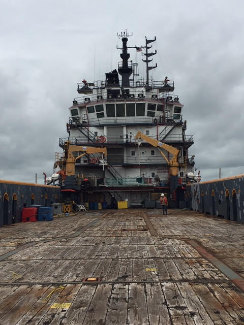 S-182: 260' Steel Supply Vessel