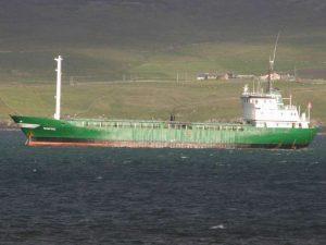 C-145 212 Steel Cargo Ship