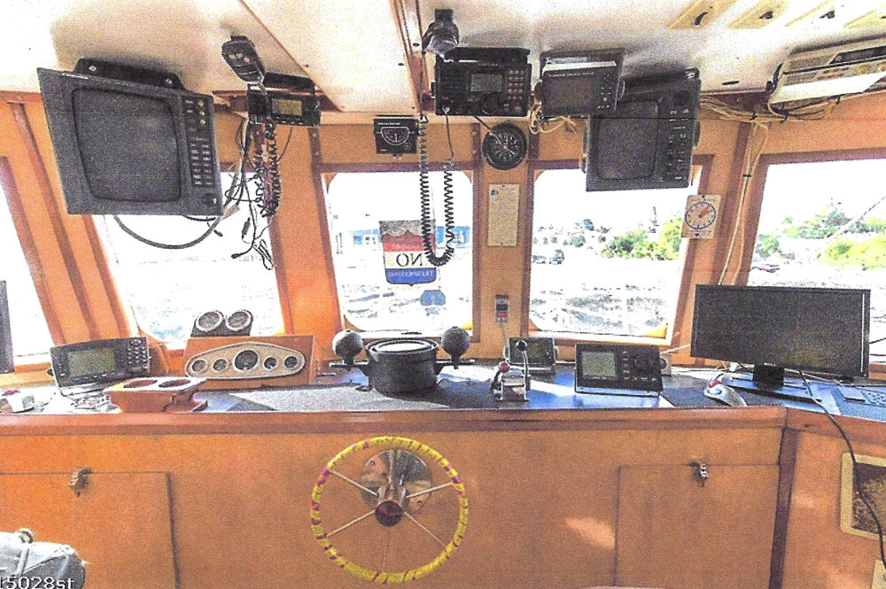 ST-172: 80' Steel Trawlers