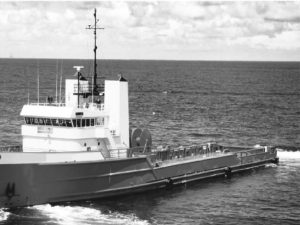 S-169: 220′ Steel Supply Vessel