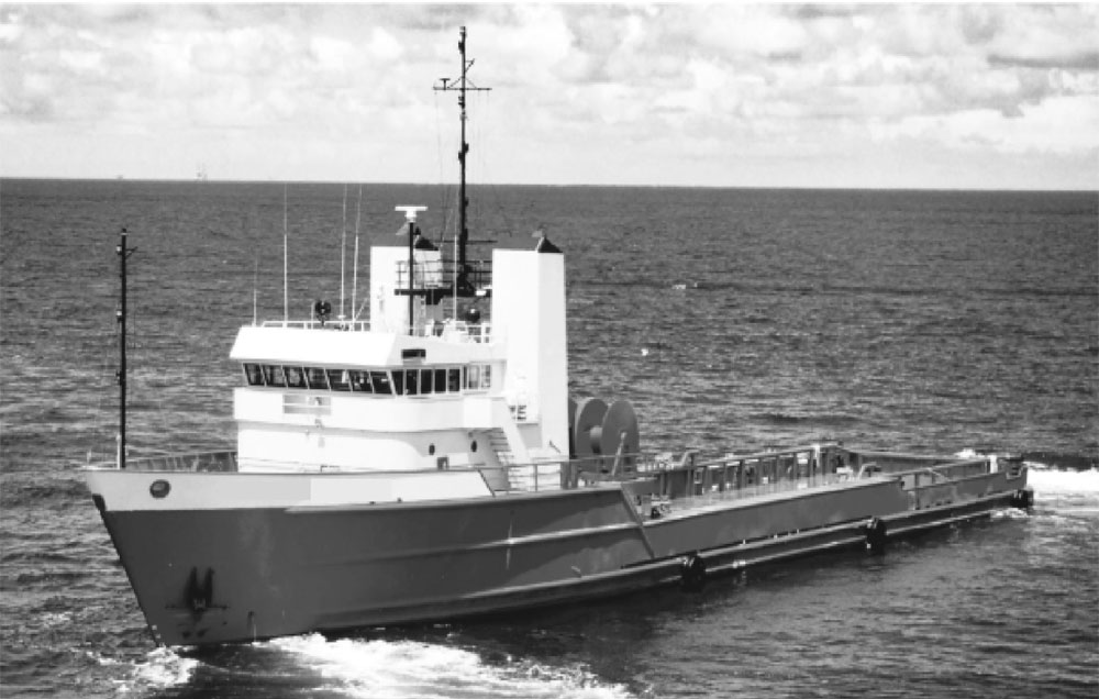 S-169: 220' Steel Supply Vessel