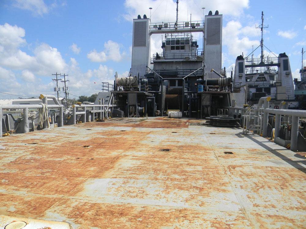 S-171- 225' Supply Vessel