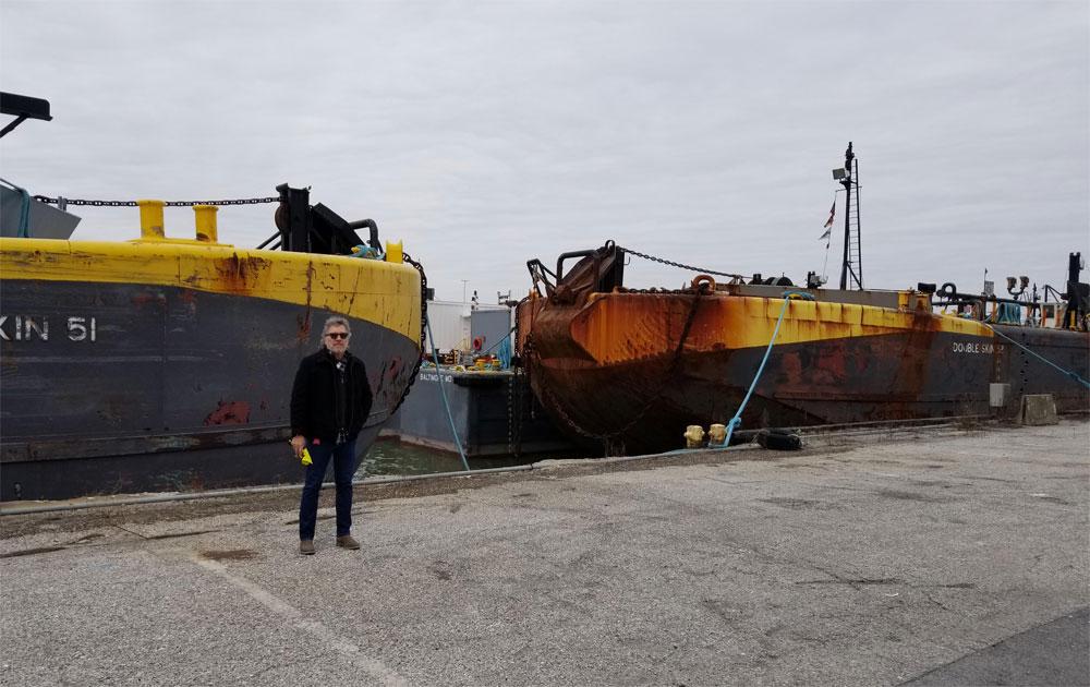 B-1021: 348' Steel BBL Barge