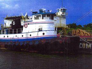 T-166: 80′ Steel Tug
