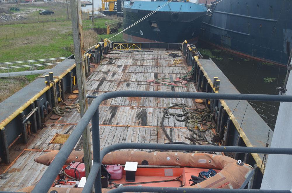 S-166 194' Supply Vessel