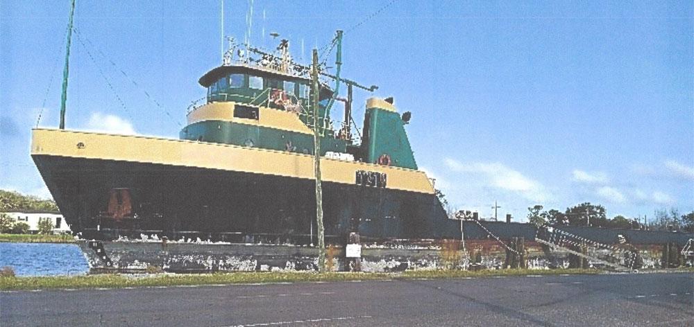 S-172 225 Offshore Supply Vessel