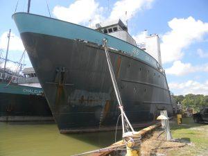 S -171 225′ Steel Supply Vessel