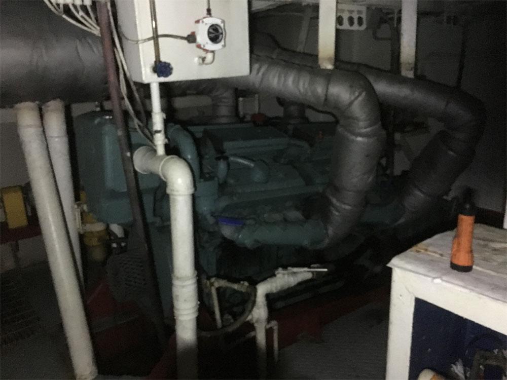 U-166- 110' Utility Boat