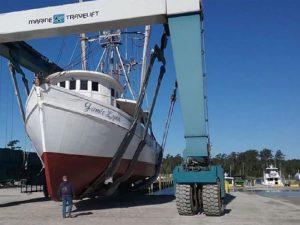 F-168: 80′ Fishing Boat