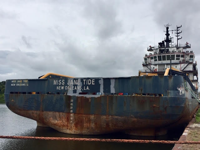 S-182: 260' Steel Supply Vessel