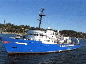R-100: 231′ Research Vessel