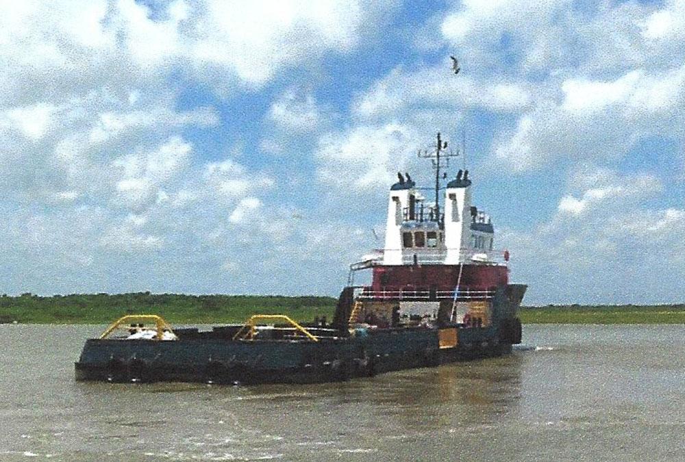S-181- 150' Supply Vessel