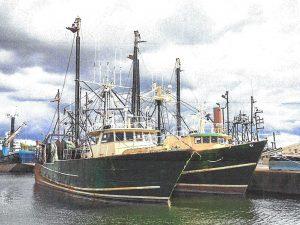 ST-172: 80′ Steel Trawlers